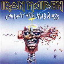 IRON MAIDEN - CAN I PLAY WITH MADNESS [LIMITED EDITION] [SINGLE] NEW VINYL RECOR