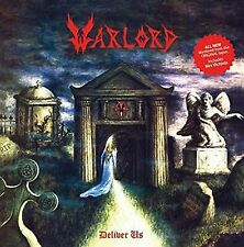 WARLORD - DELIVER US NEW CD