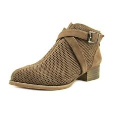 Vince Camuto Casha Women  Pointed Toe Suede Tan Ankle Boot