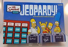 The Simpsons Jeopardy Edition Game Replacement Parts