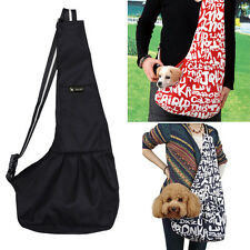 New Unisex Oxford Cloth Sling Pet Dog Cat Carrier Tote Single Shoulder Bag S M L