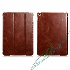 ICARER Slim Smart Magnetic Leather Case Cover Skin For iPad Air 2 9.7inch【IE】