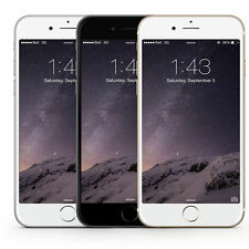 Apple iPhone 6 Plus (Factory Unlocked) T-Mobile AT&T Verizon Gray Silver Gold