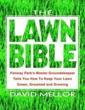 THE LAWN BIBLE - MELLOR, DAVID R. - NEW PAPERBACK BOOK