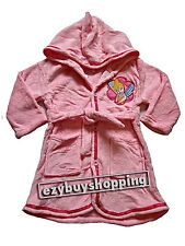 Tinkerbell Pink Winter Soft Sleepwear Dressing Gown