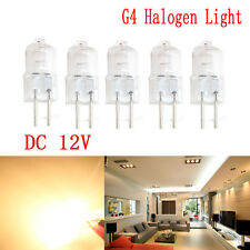 20 x G4 20W Halogen Light Bulb Capsule Home  Lamp Light Bulb Warm White DC 12v