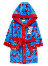 THOMAS THE TANK ENGINE:STUNNING DRESSING GOWN/ROBE,3/4 NWT, LAST ONE