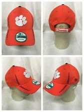 NCAA Clemson Tigers New Era 9Forty NE Speed Team Color Cap Hat Adjustable