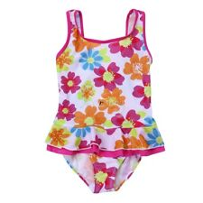 Kid Girl Toddler Floral One-Piece Bikini Tankini Bathing Suit Swimsuit Swimwear