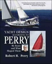 YACHT DESIGN ACCORDING TO PERRY - NEW HARDCOVER BOOK