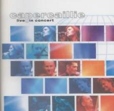 CAPERCAILLIE - CAPERCAILLIE: LIVE IN CONCERT NEW CD