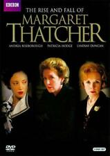 THE RISE AND FALL OF MARGARET THATCHER NEW DVD