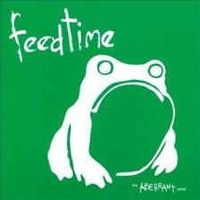 FEEDTIME - THE ABERRANT YEARS [LIMITED EDITION] NEW CD
