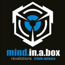 MIND IN A BOX - REVELATIONS CLUB.MIXES [EP] NEW CD