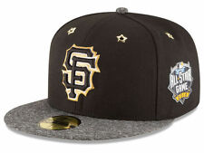 Authentic MLB All Star Game San Francisco Giants Cap New Era 59FIFTY Limited Hat