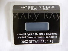 MARY KAY Mineral Eye Color NEW Discontinued Colors Midnight Star Sienna NavyBlue