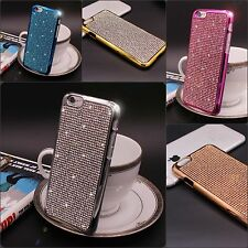 Swa-rovski  Bling Element Crystal Diamond Case Cover For Apple iPhone Models