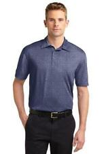 Sport-Tek Mesh Polo Heather Contender Polo Golf Polo Shirt Vented ST660
