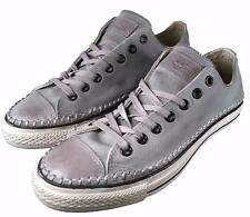 Converse by John Varvatos Chuck Taylor OX Leather Sneaker GREY GRAY 151285C