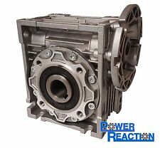 MOTOVARIO NMRV50 right angle worm gearbox / speed reducer / size 50 / 25mm