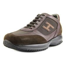 Hogan New Interactive Uomo All H Flock    Suede  Fashion Sneakers