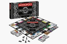 CROOKS & CASTLES x MONOPOLY BOARD GAME - COLLECTORS EDITION