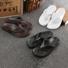 Flip Flops Men's Sandals Shoes Men Rubber Sandals Casual Slippers Beach