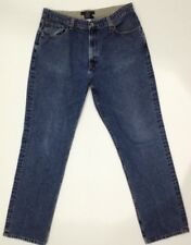 Tommy Hilfiger Men's Relaxed Fit Jeans Size 35x32 Medium Wash Cotton