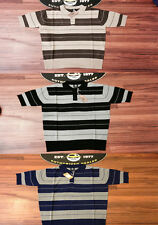 Lowrider Clothing Charlie Brown Polo Shirt Old School Street Hustler Classic