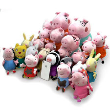 2017 New All Peppa Pig and Friends Beanies and Buddies - Soft Plush Teddy Toys