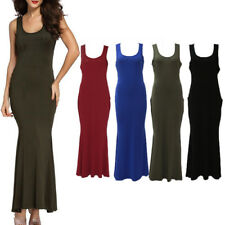 Dresses Section Trailing Evening Sleeveless Women's Long Fishtail Sexy Halter