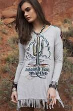 Double D Ranch Fall 2017 Ragged Rock Trading Post Tee ~ Grey