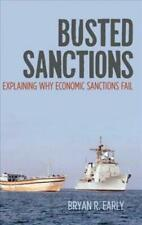 BUSTED SANCTIONS - NEW HARDCOVER BOOK