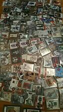 GUARANTEED GAME USED GU AUTO LOT DUTCH AUCTION RC S# 1/1? $BV$ Hot Pack FREE S&H