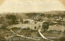 Surrey Camberley Heath View from Golf Links old b/w photo print - Size Select