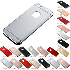 Smart Phone Shockproof Hybrid Electroplate Case Cover For iPhone 6 6S 7 Plus +