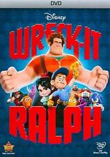 Wreck-It Ralph DVD Sealed New Disney comes with outer Slipcover Free shipping