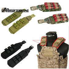 Airsoft 1000D Molle Shoulder Pads for Armor Carrier Tactical Military Vest 6094