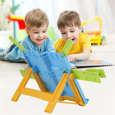 Children Adjustable ABS Multi Book Stand Book Holder Reading Stand Holder DY