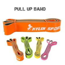 Exercise Resistance Band Fitness Workout Stretch Heavy Duty Tubes 50-120lbs Y0V9