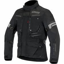 Alpinestars Valparaiso 2 Drystar Mens Riding Jacket Black Anthracite