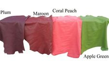 SHEEP LEATHER HIDE NAPA COLOURS  APPLE GREEN, PEACH, PLUM & MAROON