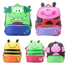 New Cute Baby Toddler Kid Child Cartoon Animal Backpack Schoolbag Shoulder Bag