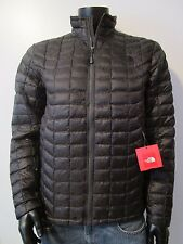 NWT Mens TNF The North Face Thermoball Insulated FZ Puffer Jacket - Asphalt