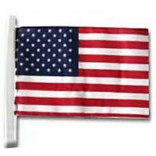 U.S. CAR ANTENNA POLY/COTTON FLAG AND OTHER CAR WINDOW FLAGS (NEW)