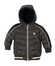 Baby Toddler Boys Padded Puffa Jacket Coat (12 Months - 3 Yrs)