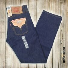 Levis 501 Button Fly Jeans Shrink To Fit Many Colors Many Sizes New With Tags