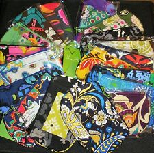 NWT Vera Bradley CLIP ZIP ID CASE ~ ID, cards/money ~ pattern choice, Ships FREE