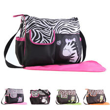 Multi Function Baby Pad Diaper Nappy Changing Tote Handbag Mummy Mother Bag 2017