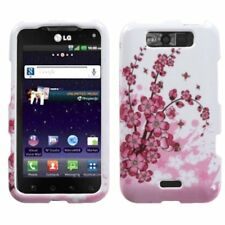 Hard Snap-in Case Cover for LG Optimus Elite LS696/Optimus Elite VM696/G5/G2x
